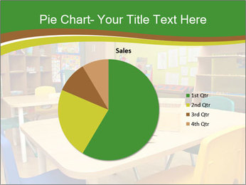 Preschool Classroom PowerPoint Template - Slide 36