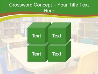 Preschool Classroom PowerPoint Template - Slide 39