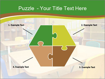 Preschool Classroom PowerPoint Template - Slide 40