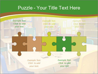 Preschool Classroom PowerPoint Template - Slide 41