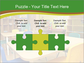 Preschool Classroom PowerPoint Template - Slide 42