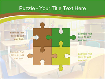 Preschool Classroom PowerPoint Template - Slide 43
