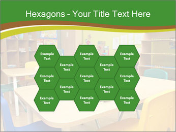 Preschool Classroom PowerPoint Template - Slide 44