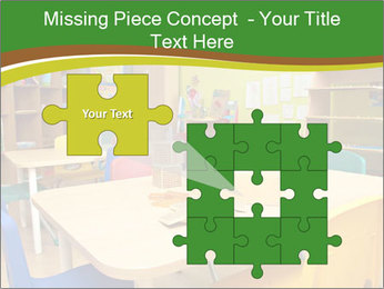 Preschool Classroom PowerPoint Template - Slide 45