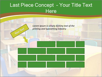 Preschool Classroom PowerPoint Template - Slide 46