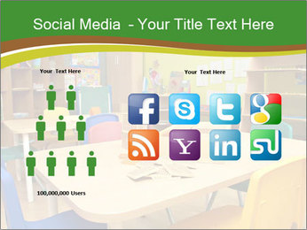 Preschool Classroom PowerPoint Template - Slide 5