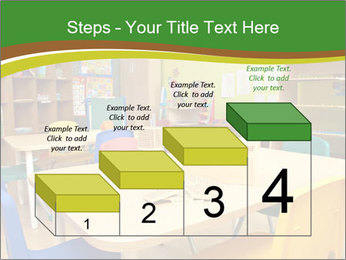 Preschool Classroom PowerPoint Template - Slide 64