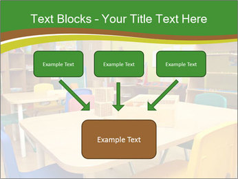 Preschool Classroom PowerPoint Template - Slide 70