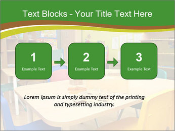 Preschool Classroom PowerPoint Template - Slide 71