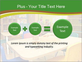 Preschool Classroom PowerPoint Template - Slide 75