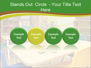 Preschool Classroom PowerPoint Template - Slide 76