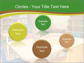 Preschool Classroom PowerPoint Template - Slide 77