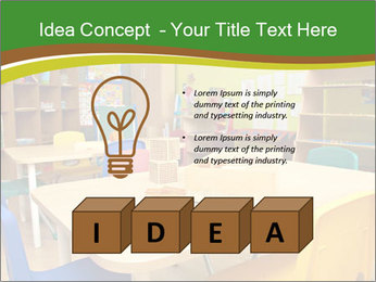 Preschool Classroom PowerPoint Template - Slide 80