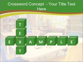 Preschool Classroom PowerPoint Template - Slide 82