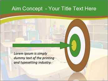 Preschool Classroom PowerPoint Template - Slide 83