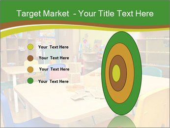 Preschool Classroom PowerPoint Template - Slide 84