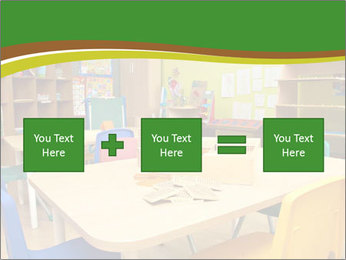 Preschool Classroom PowerPoint Template - Slide 95