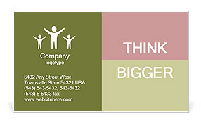0000094407 Business Card Template