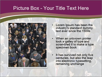 Elevated view PowerPoint Template - Slide 13