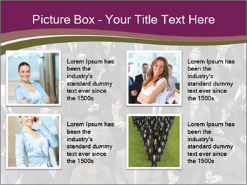 Elevated view PowerPoint Template - Slide 14