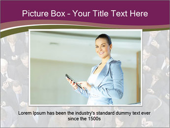 Elevated view PowerPoint Template - Slide 15