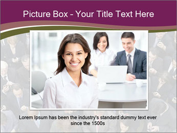 Elevated view PowerPoint Template - Slide 16