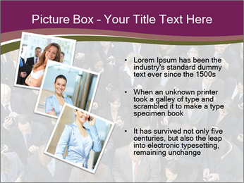 Elevated view PowerPoint Template - Slide 17