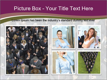 Elevated view PowerPoint Template - Slide 19