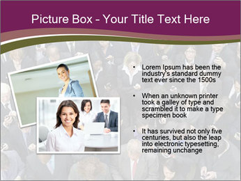 Elevated view PowerPoint Template - Slide 20