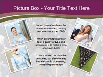 Elevated view PowerPoint Template - Slide 24