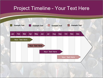 Elevated view PowerPoint Template - Slide 25
