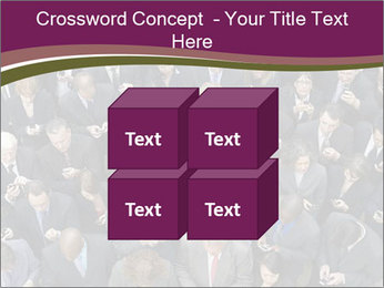 Elevated view PowerPoint Template - Slide 39