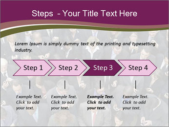 Elevated view PowerPoint Template - Slide 4