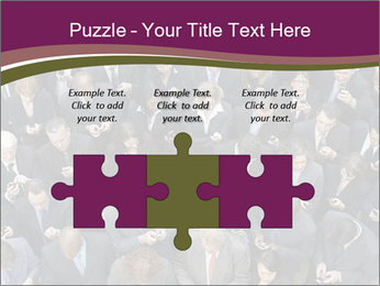 Elevated view PowerPoint Template - Slide 42