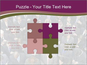 Elevated view PowerPoint Template - Slide 43