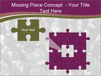 Elevated view PowerPoint Template - Slide 45