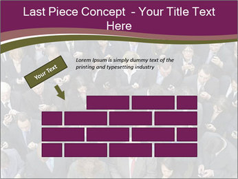 Elevated view PowerPoint Template - Slide 46