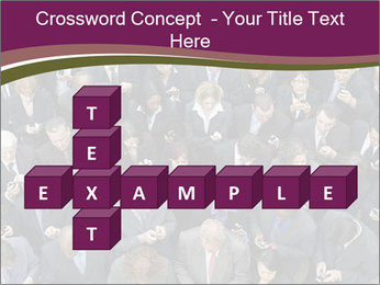 Elevated view PowerPoint Template - Slide 82