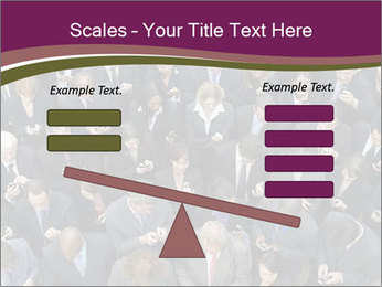 Elevated view PowerPoint Template - Slide 89