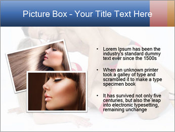 Sexy couple PowerPoint Template - Slide 20