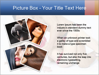 Sexy couple PowerPoint Template - Slide 23