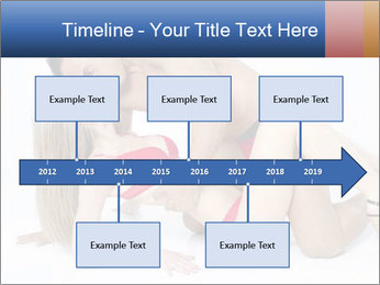 Sexy couple PowerPoint Template - Slide 28