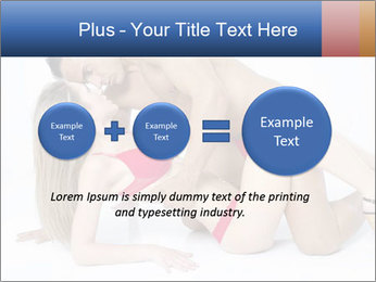 Sexy couple PowerPoint Template - Slide 75