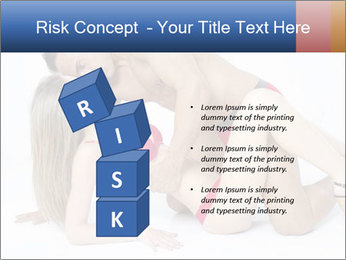 Sexy couple PowerPoint Template - Slide 81