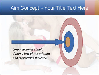 Sexy couple PowerPoint Template - Slide 83