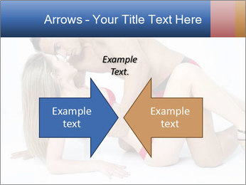 Sexy couple PowerPoint Template - Slide 90