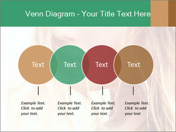 Beautiful girl PowerPoint Templates - Slide 32