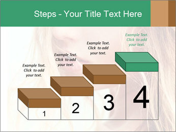 Beautiful girl PowerPoint Templates - Slide 64