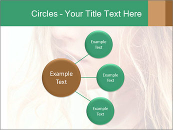 Beautiful girl PowerPoint Templates - Slide 79