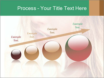 Beautiful girl PowerPoint Templates - Slide 87